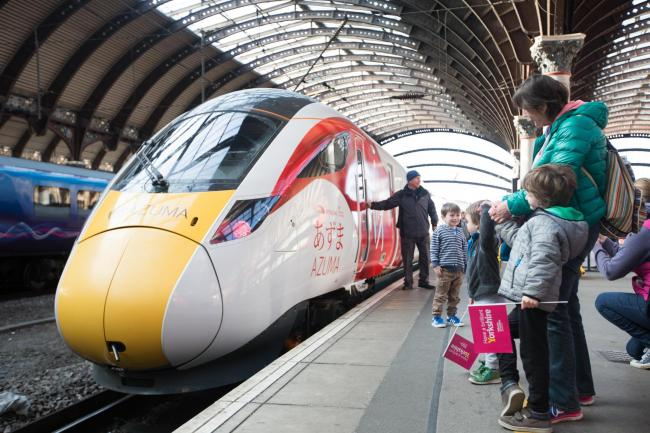 Rail services ramped up ahead of next easing of lockdown rules