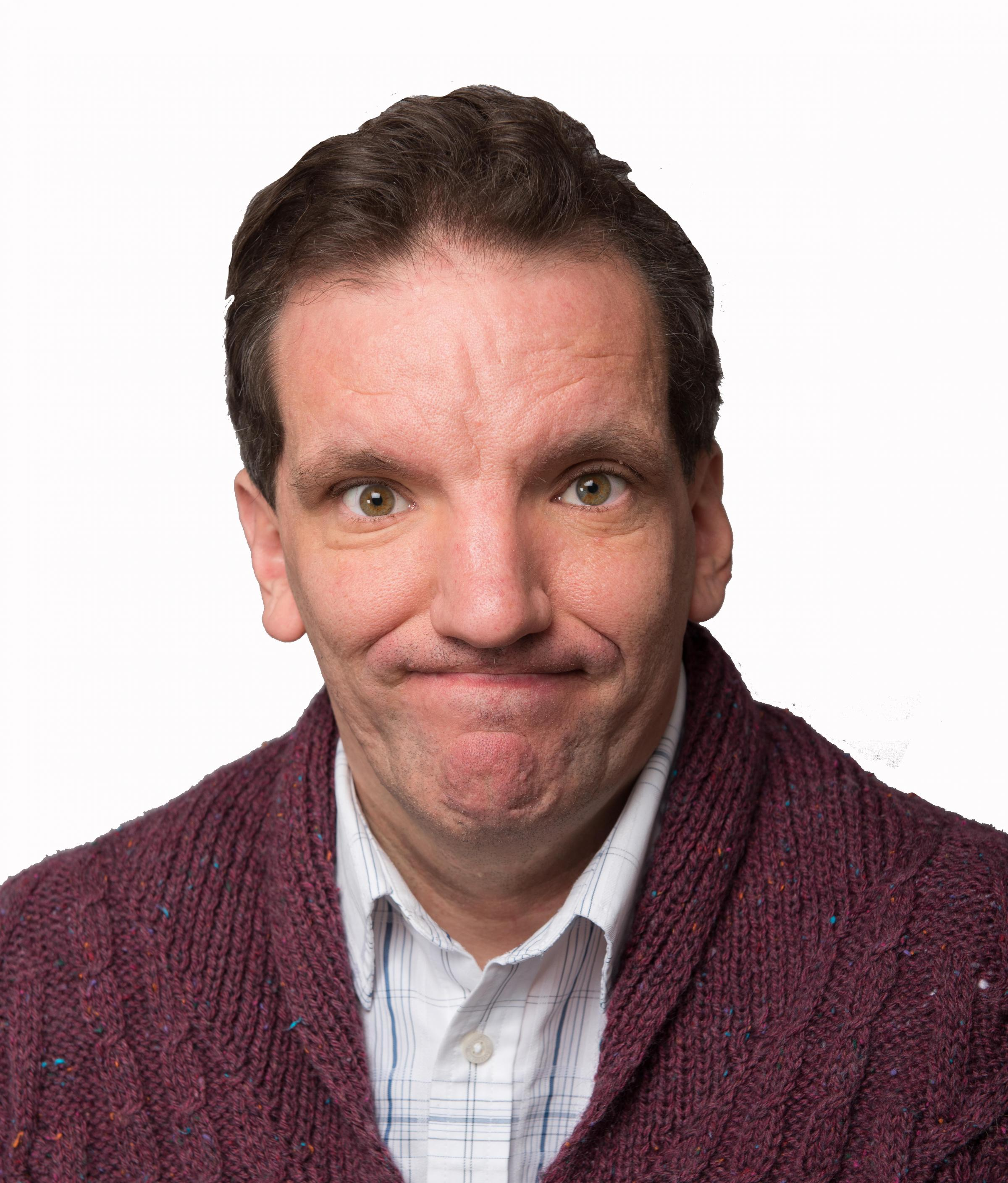 Henning Wehn: getting on with it...next July