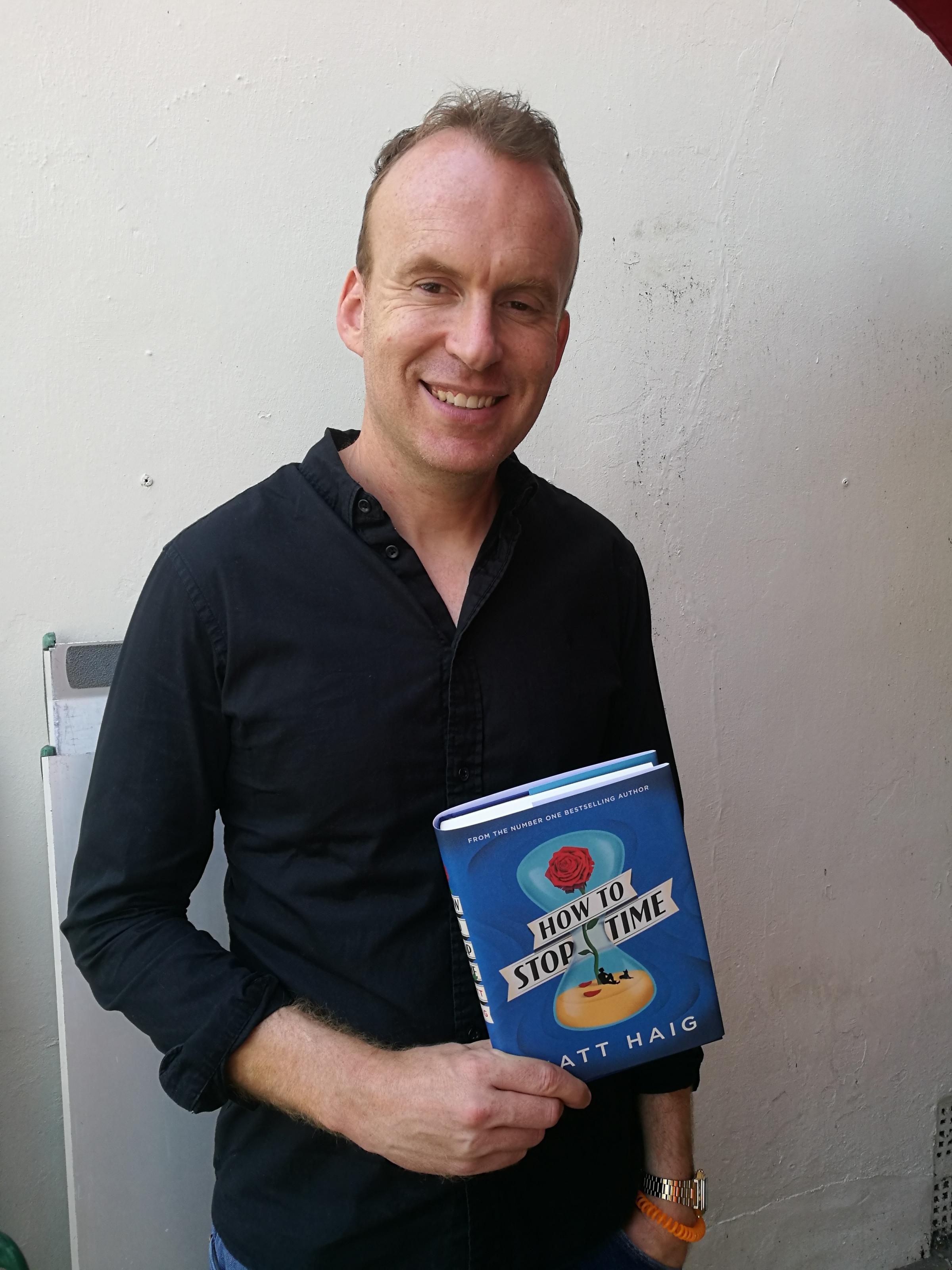 From York to Hollywood, how author Matt Haig has hit big time with latest book