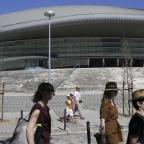 York Press: Meo Arena sports and concert hall
