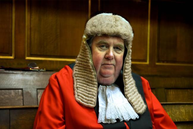 Recorder of York Judge Paul Batty QC.