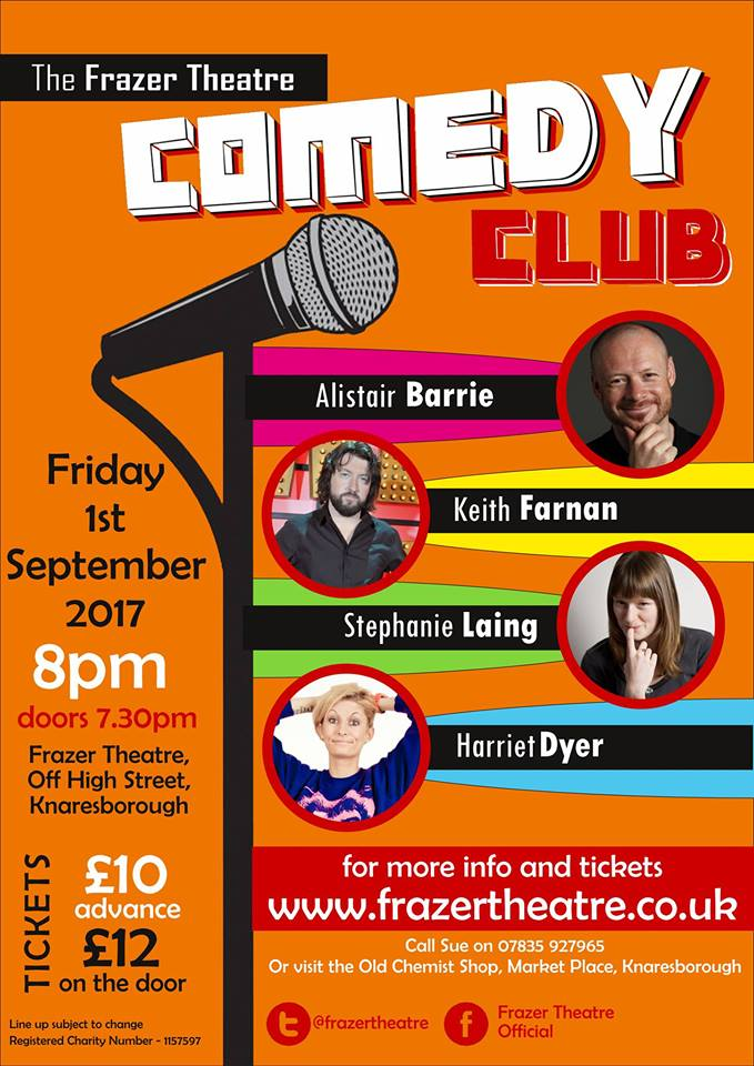 Frazer Theatre Comedy Club