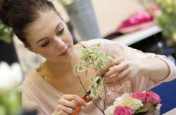 Flower Arranging Workshop with Afternoon Tea