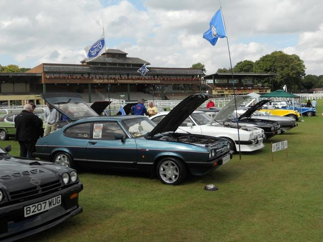 Classic Car And Bike Show Returns To Ripon York Press - Classic car show york