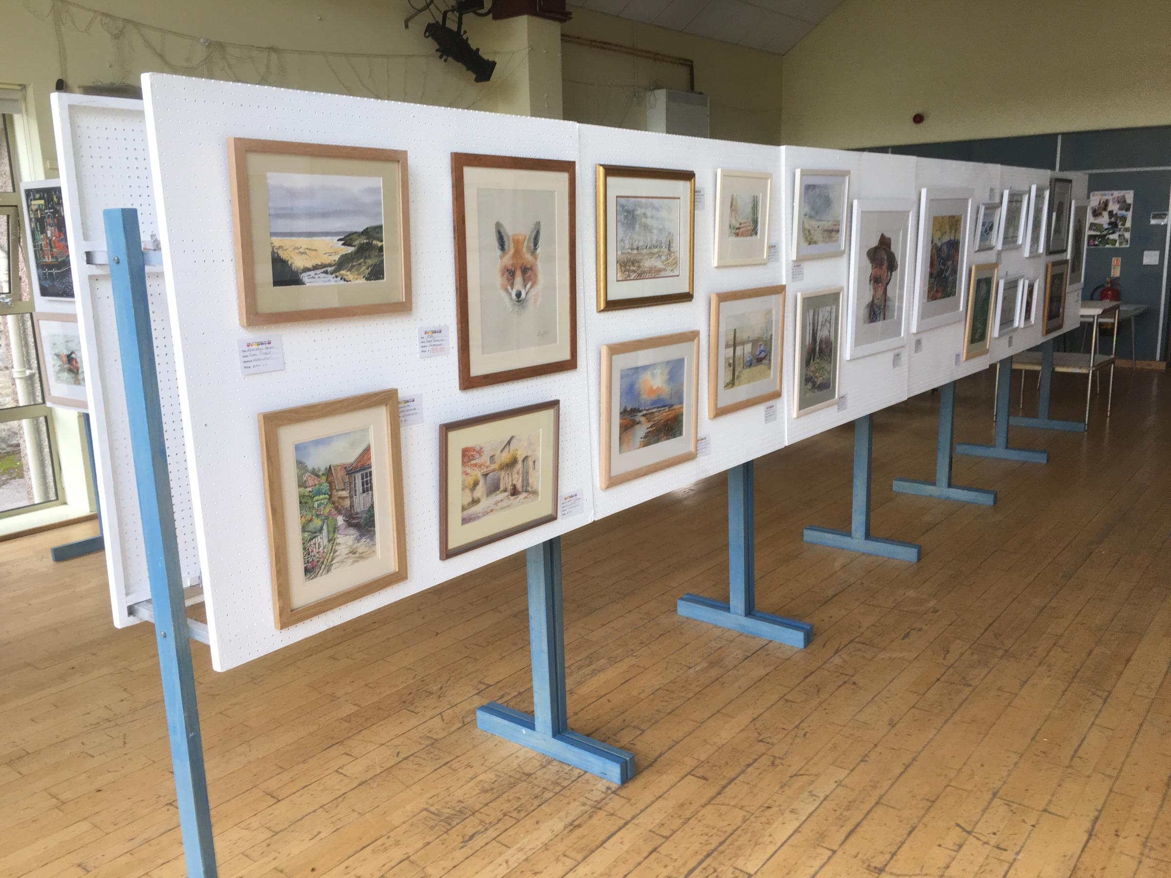 Vale of Pickering Art Club Annual Art Exhibition