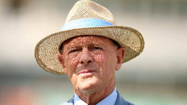 Geoffrey Boycott currently works as a cricket pundit