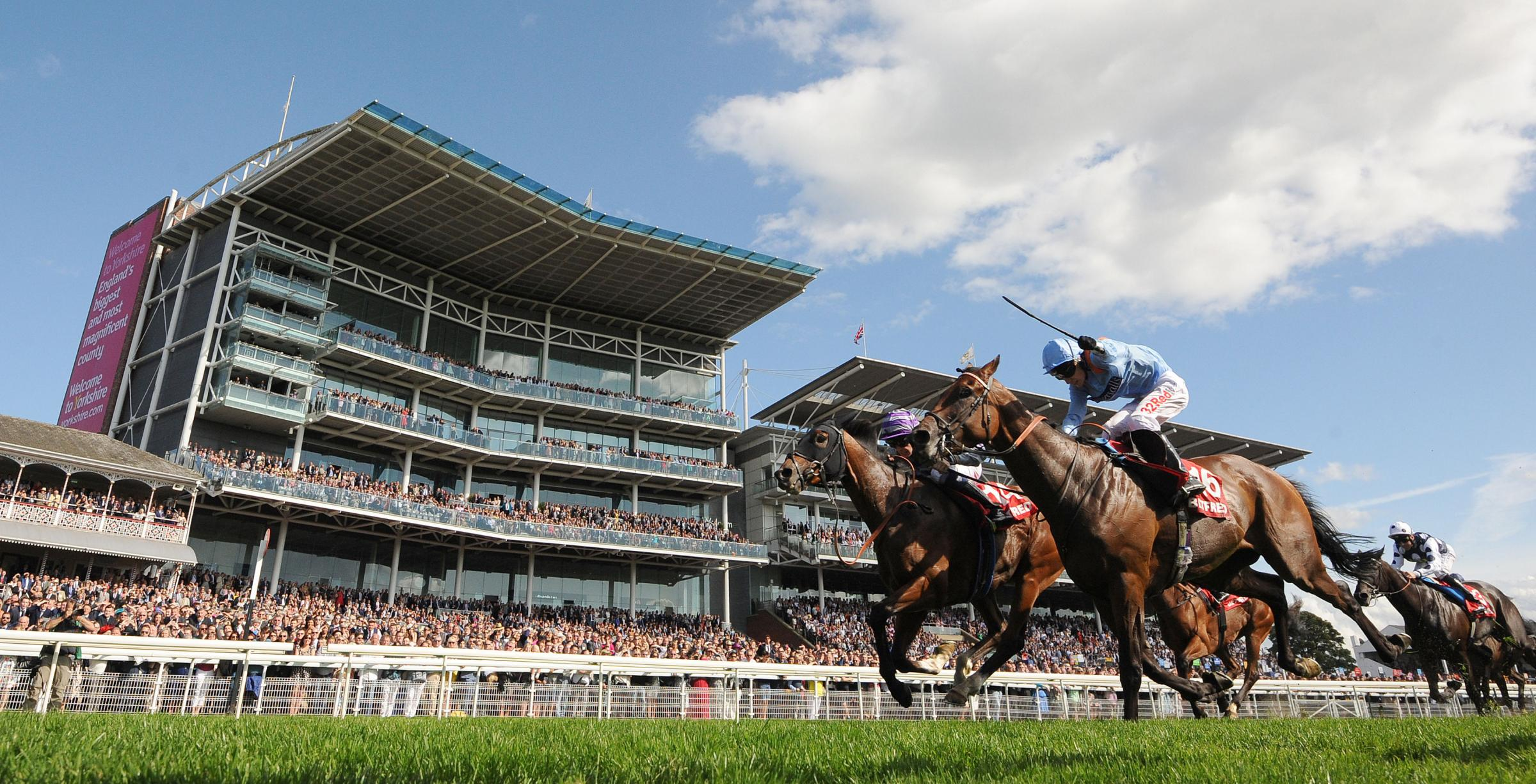York Racecourse's final two-day meeting of the year, worth a record £465,000, starts tomorrow