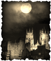 Halloween Spooktacular Ghost Storytelling (adults)