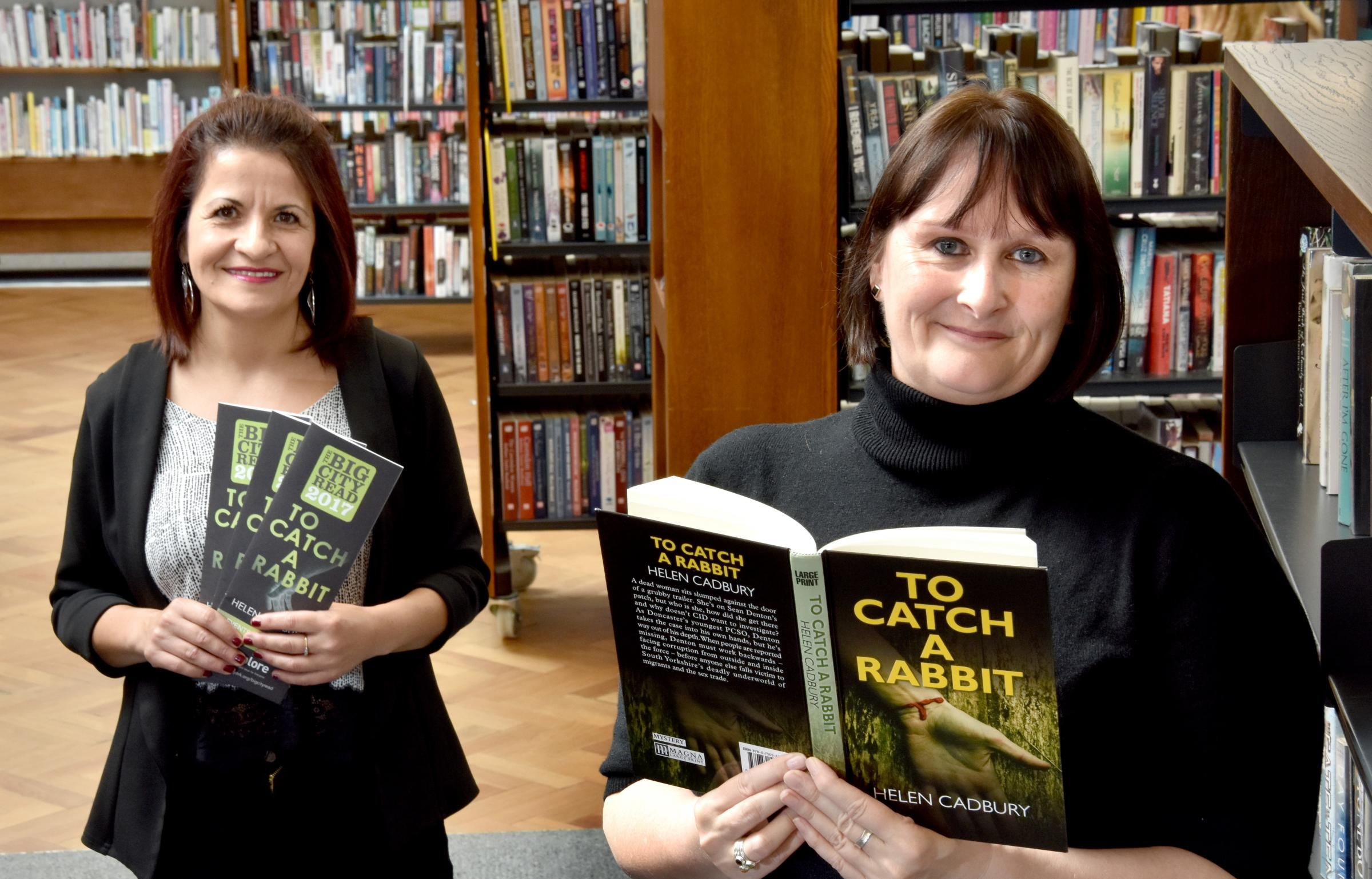It's no crime to get lost in a great book: don't miss this year's Big City Read
