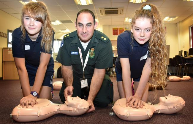 One in five have seen someone collapse and need CPR | York Press