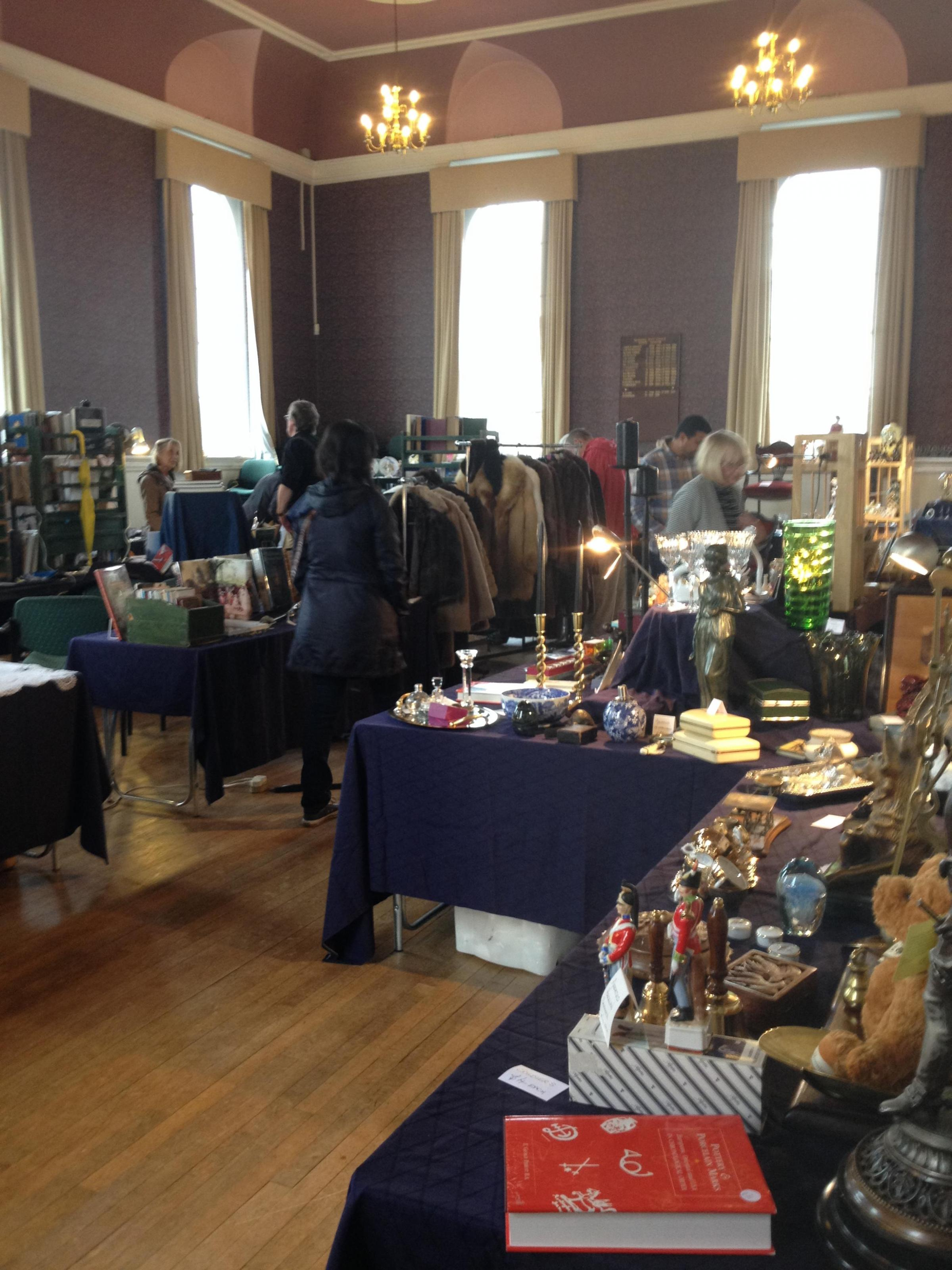 Antiques Collectors and Vintage Fair