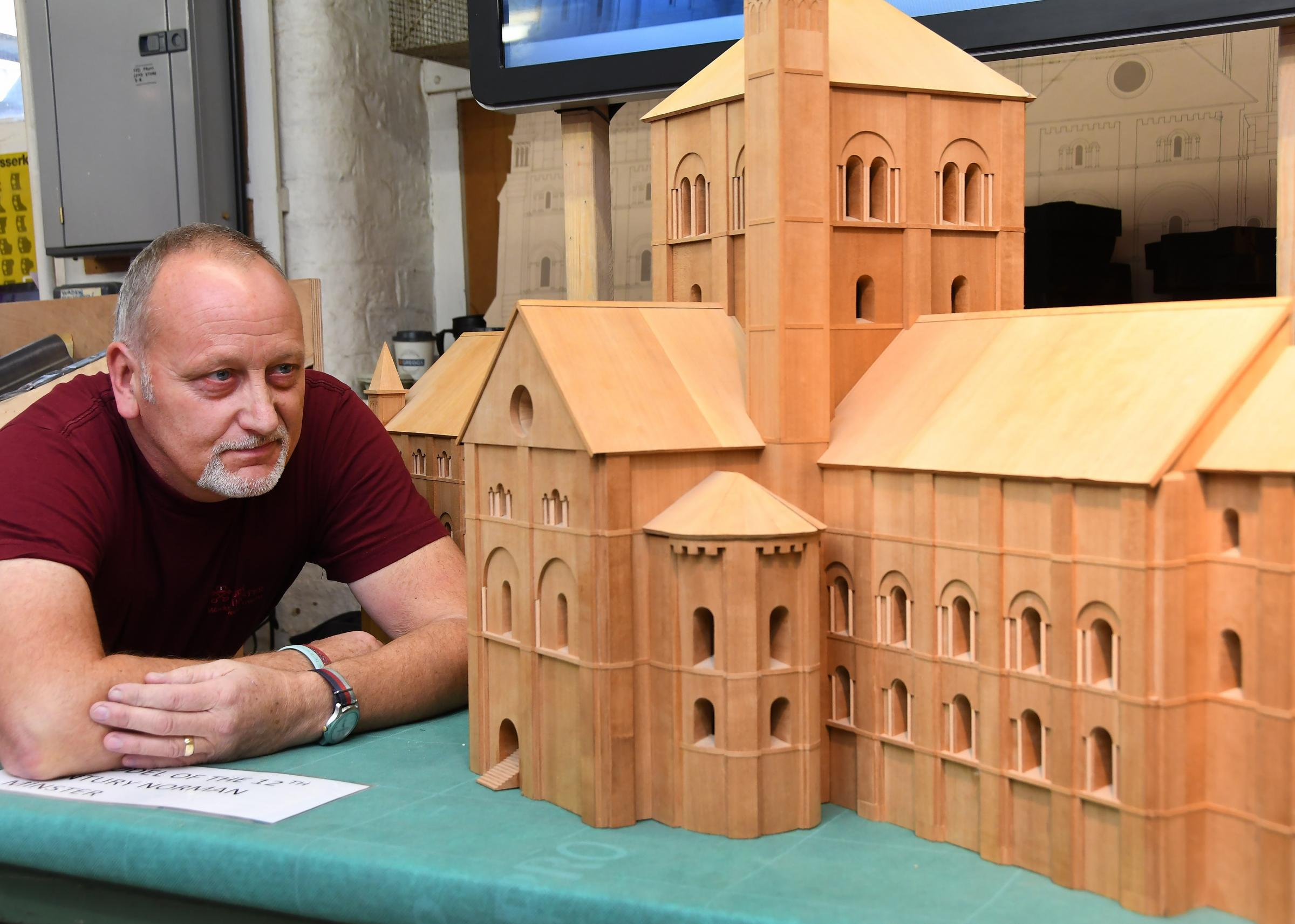 Ancient skills go on show at York Minster