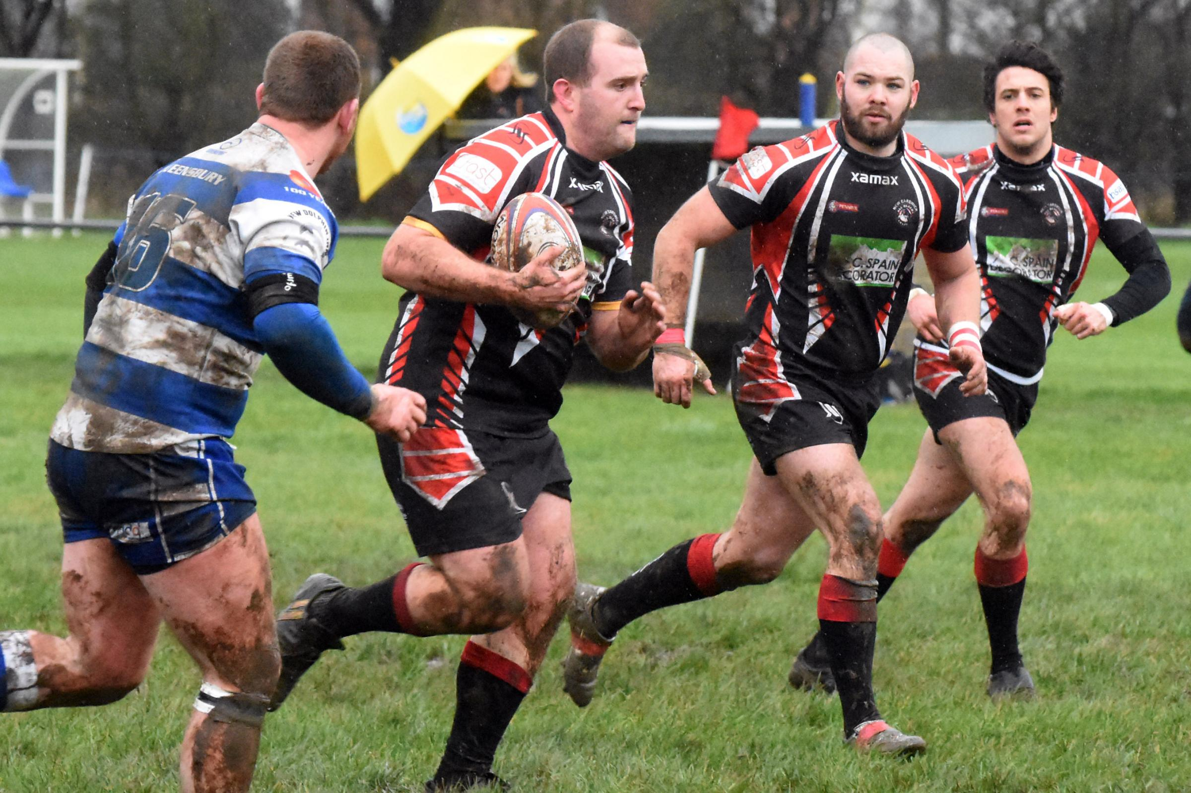 ADJUSTING: New Earswick All Blacks coach Jack Stearman believes a first win in the premier division will come soon for his side