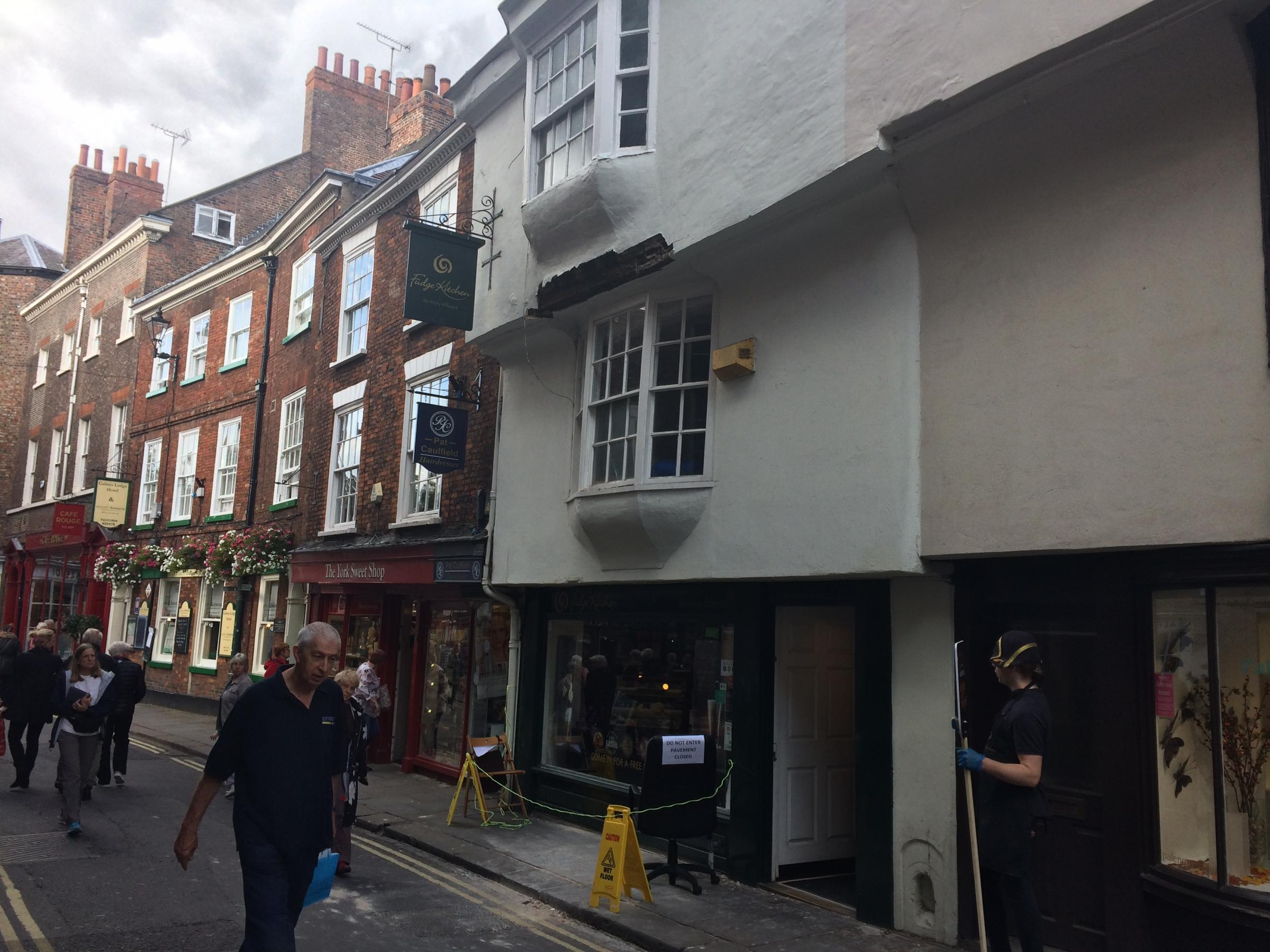 The Fudge Kitchen on Low Petergate