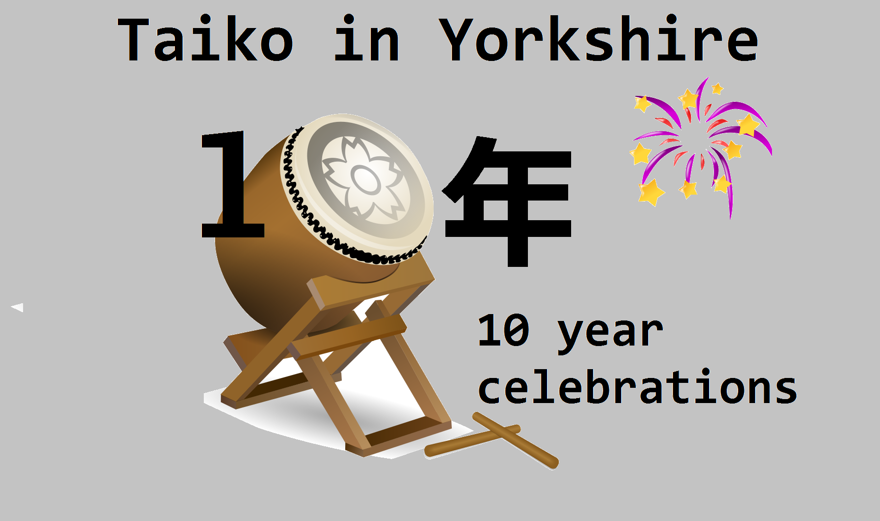Yorkshire Taiko - a showcase