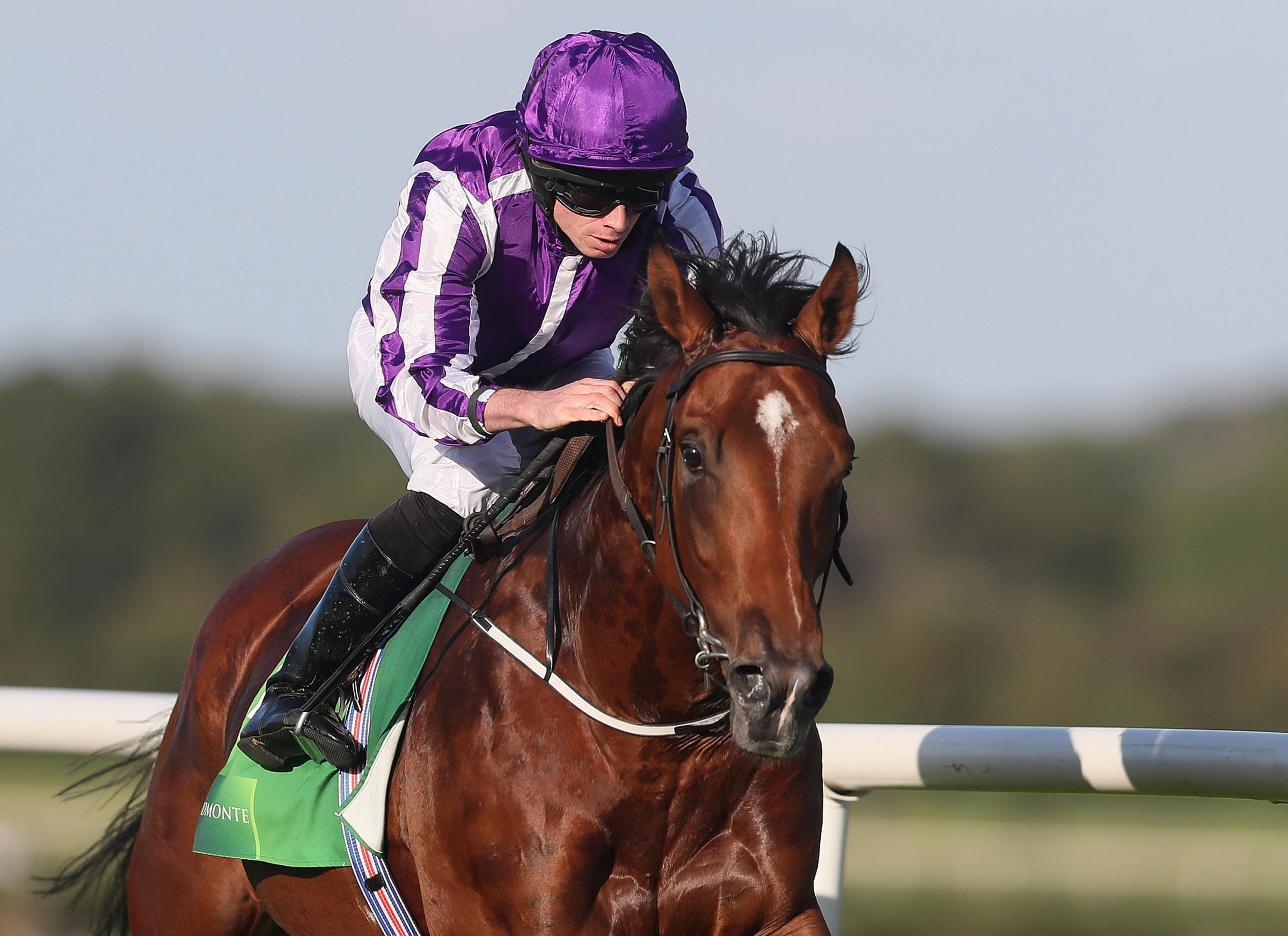 Ryan Moore is booked to ride today's nap selection at Lingfield – Picture: Brian Lawless/PA Wire