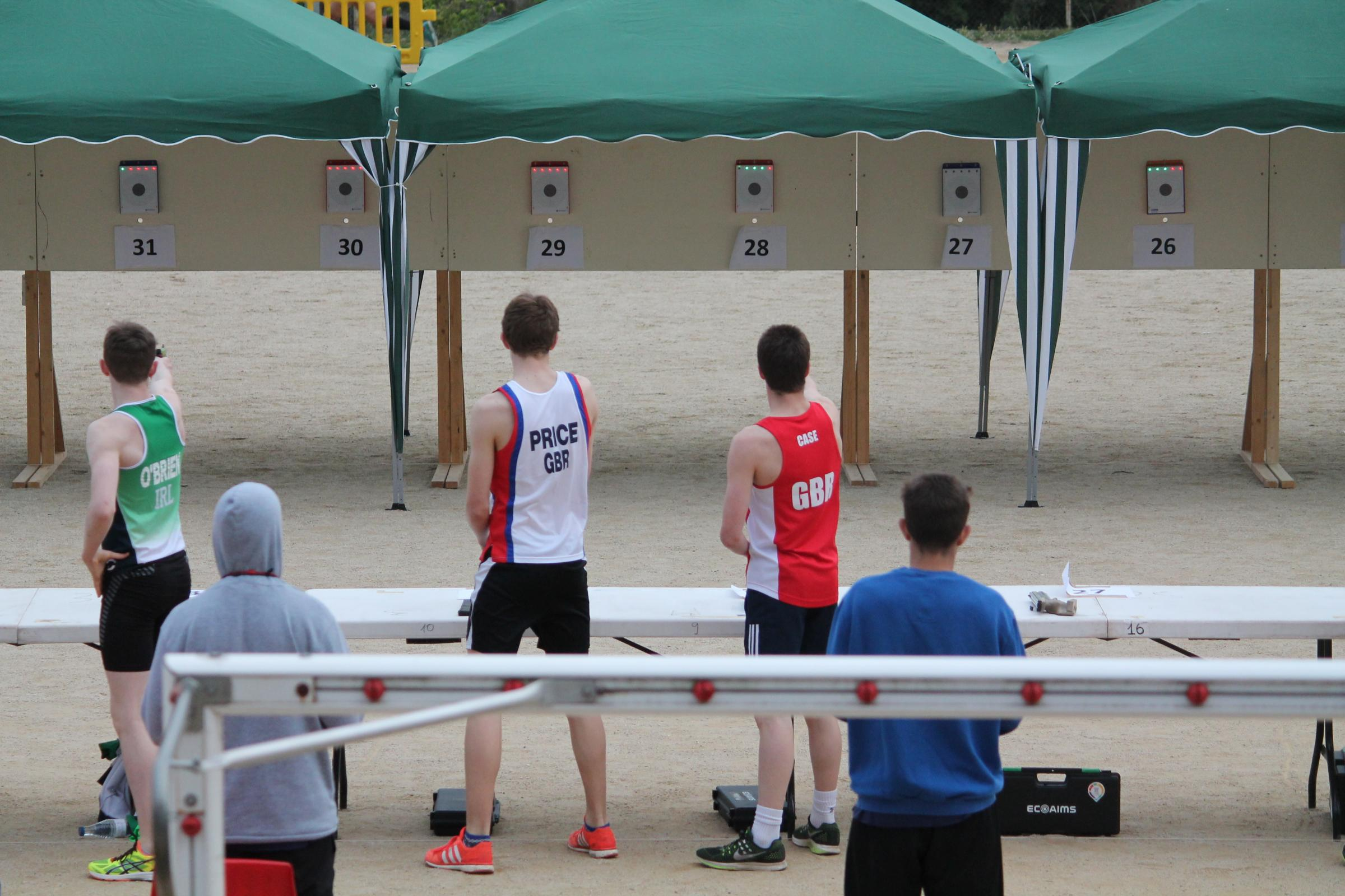 Yorkshire Pentathlon Club's Toby Price came second in the under-19s national ranking competition after being penalised in the last event