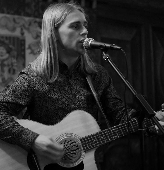 Joshua Burnell, who is performing at St Denys Church on Thursday. Photo: Robert Mitchell