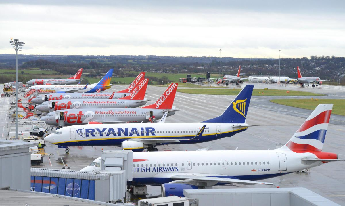 Consultation to be held in baildon over leeds bradford airport public get chance to quiz airport chiefs over changes to flight paths m4hsunfo