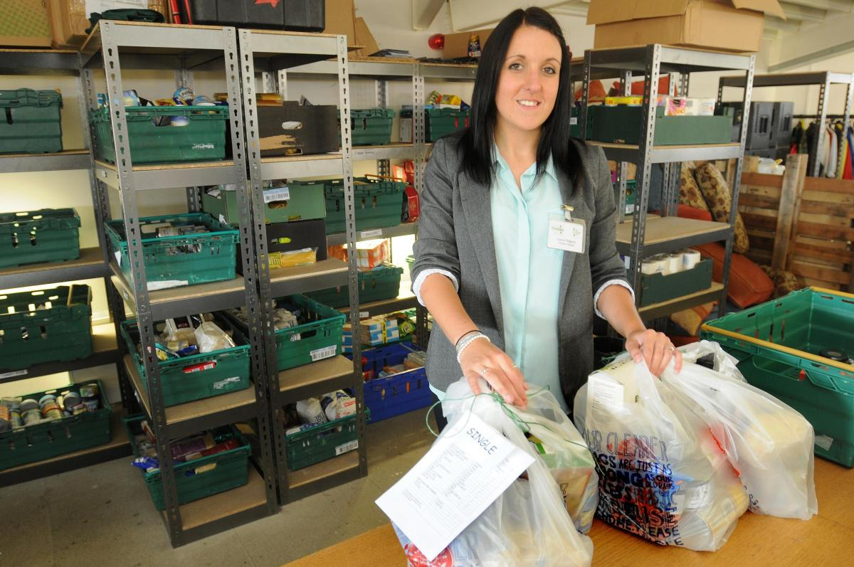 York Foodbank Appeal In Wake Of Benefit Roll Out York Press