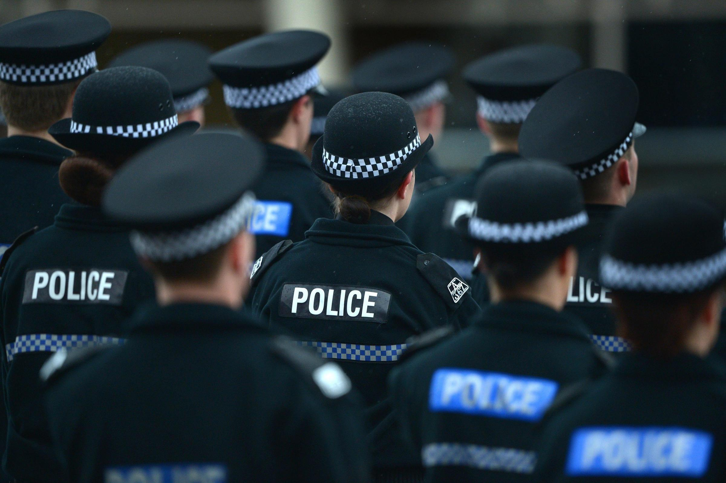 Police in rural areas could be armed under new proposals.