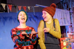 Badapple Theatre Company present 'The Elves and The Carpenter'