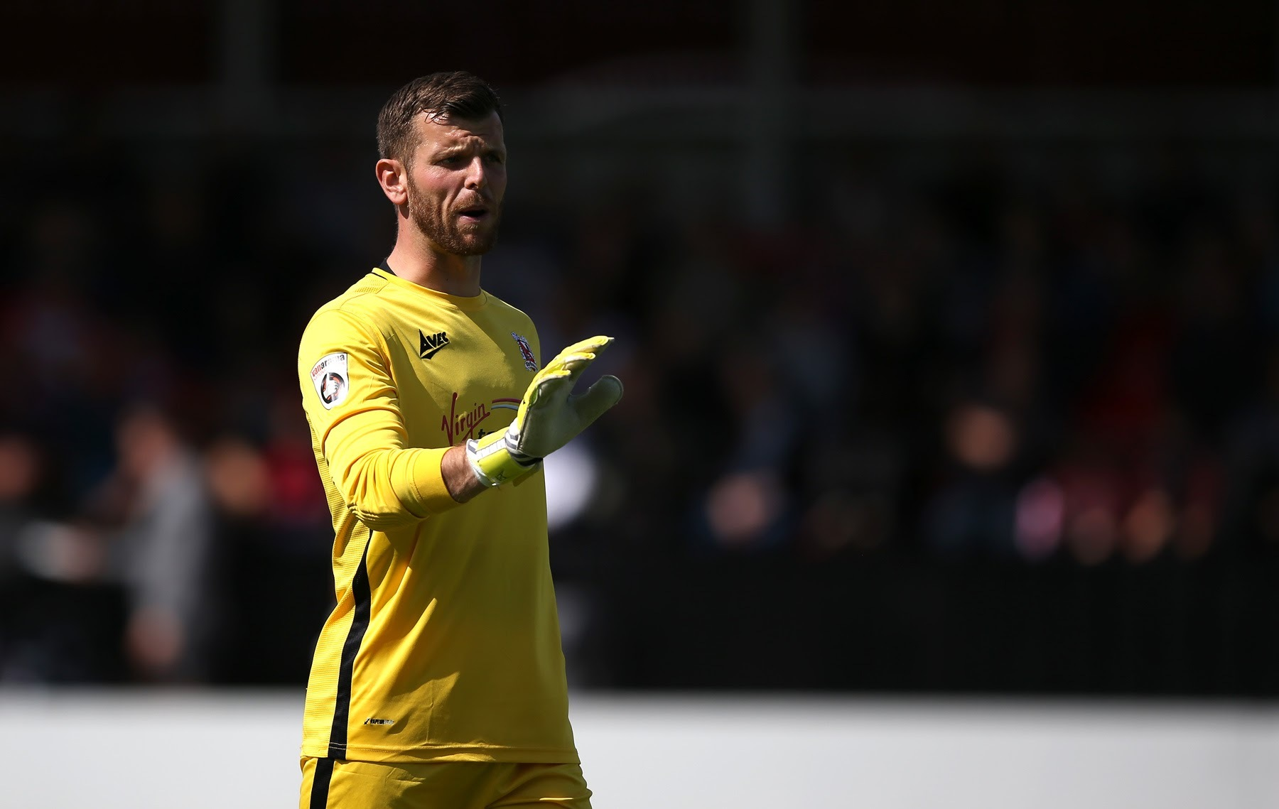Goalkeeper Adam Bartlett has joined York City from Darlington for an undisclosed fee