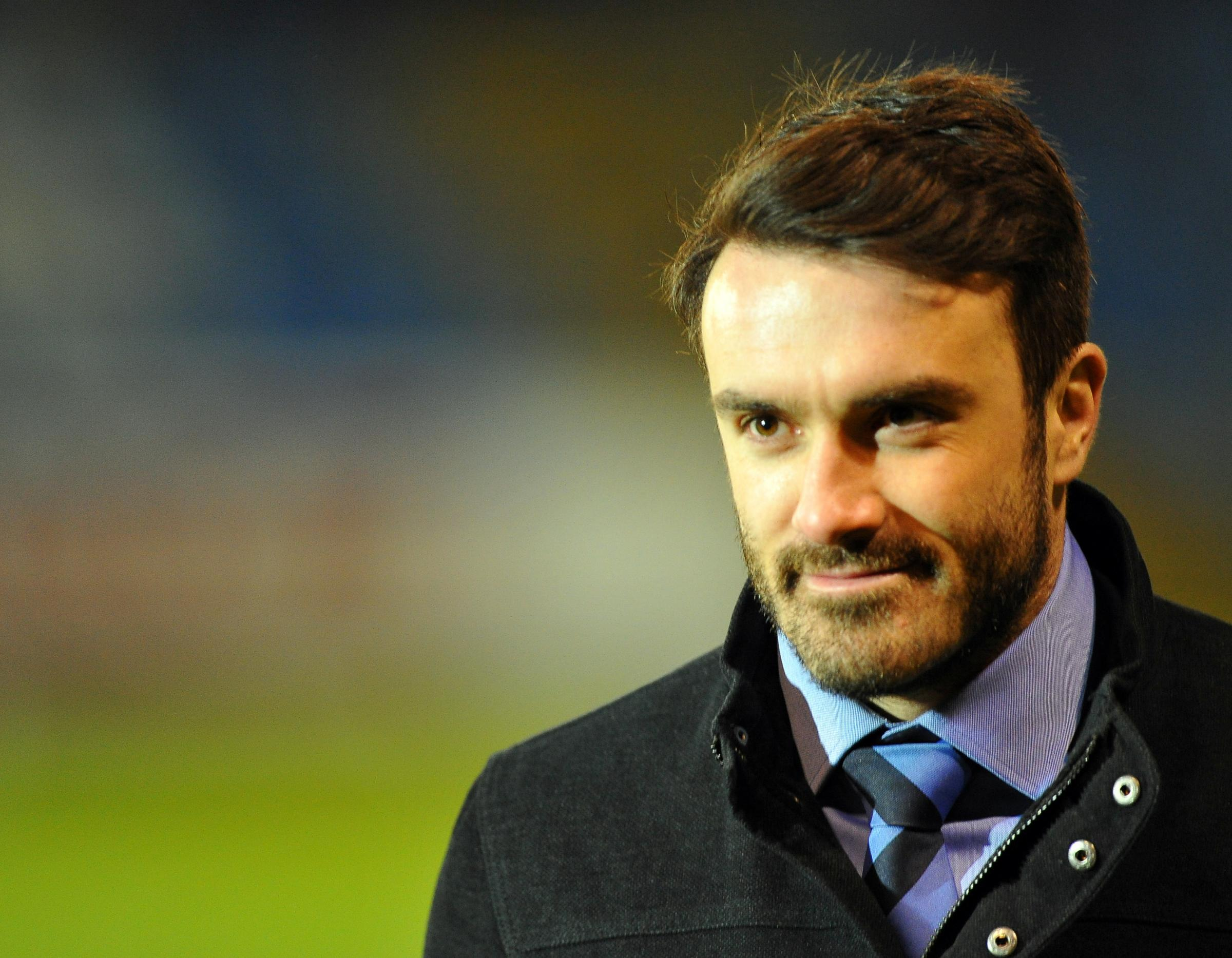 York City Knights head coach James Ford