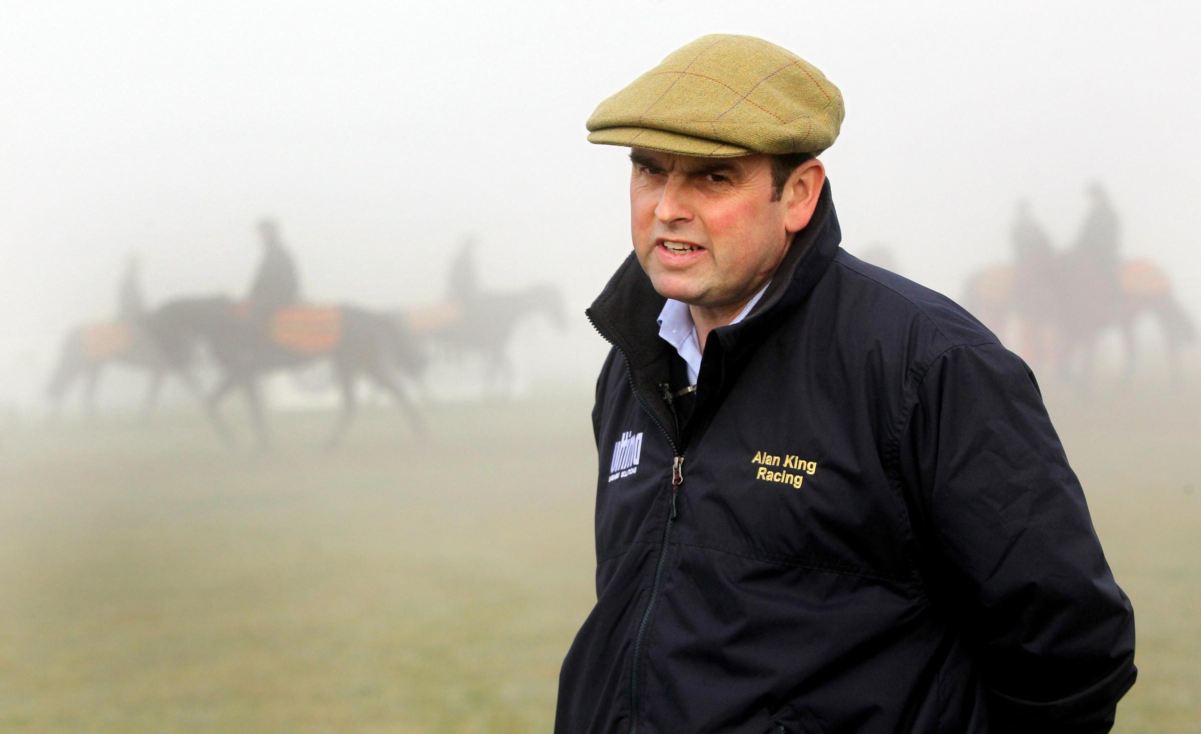 Trainer Alan King's Top Tug is tipped for success at Doncaster     Picture: David Davies/PA Wire.