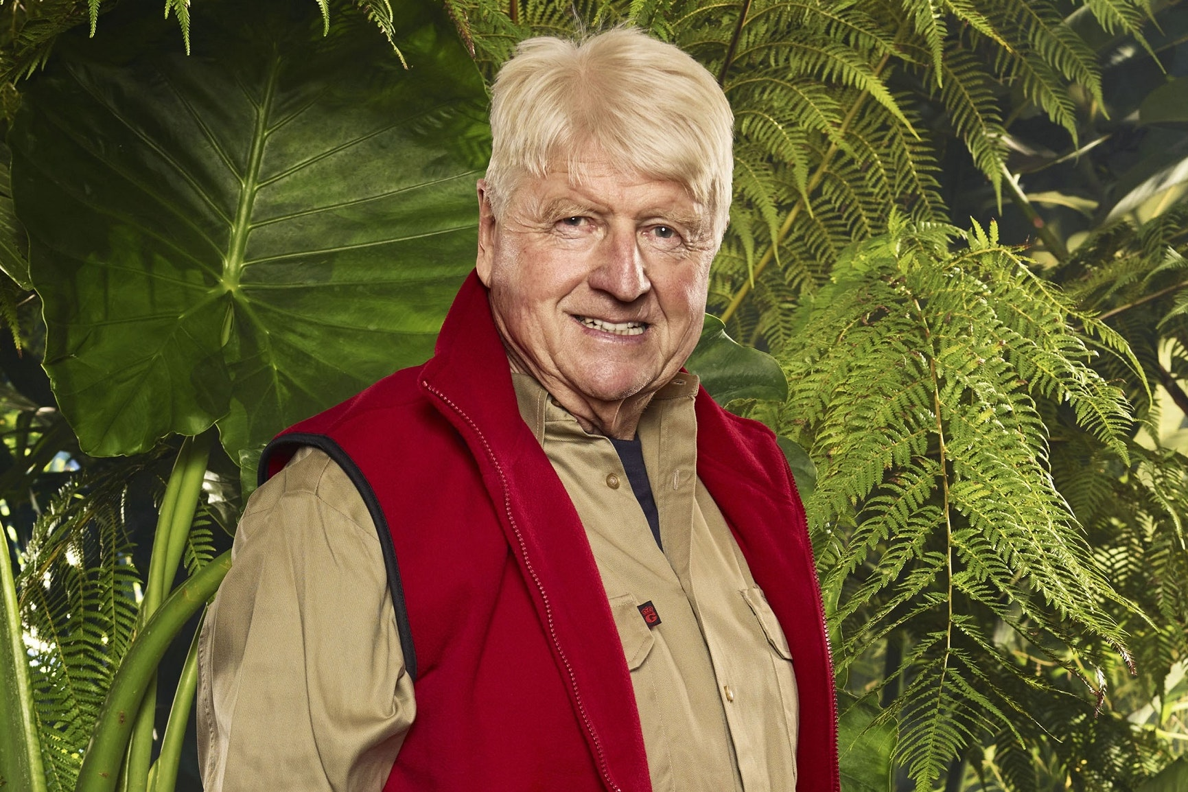 Stanley Johnson: I've never watched I'm A Celebrity (ITV)