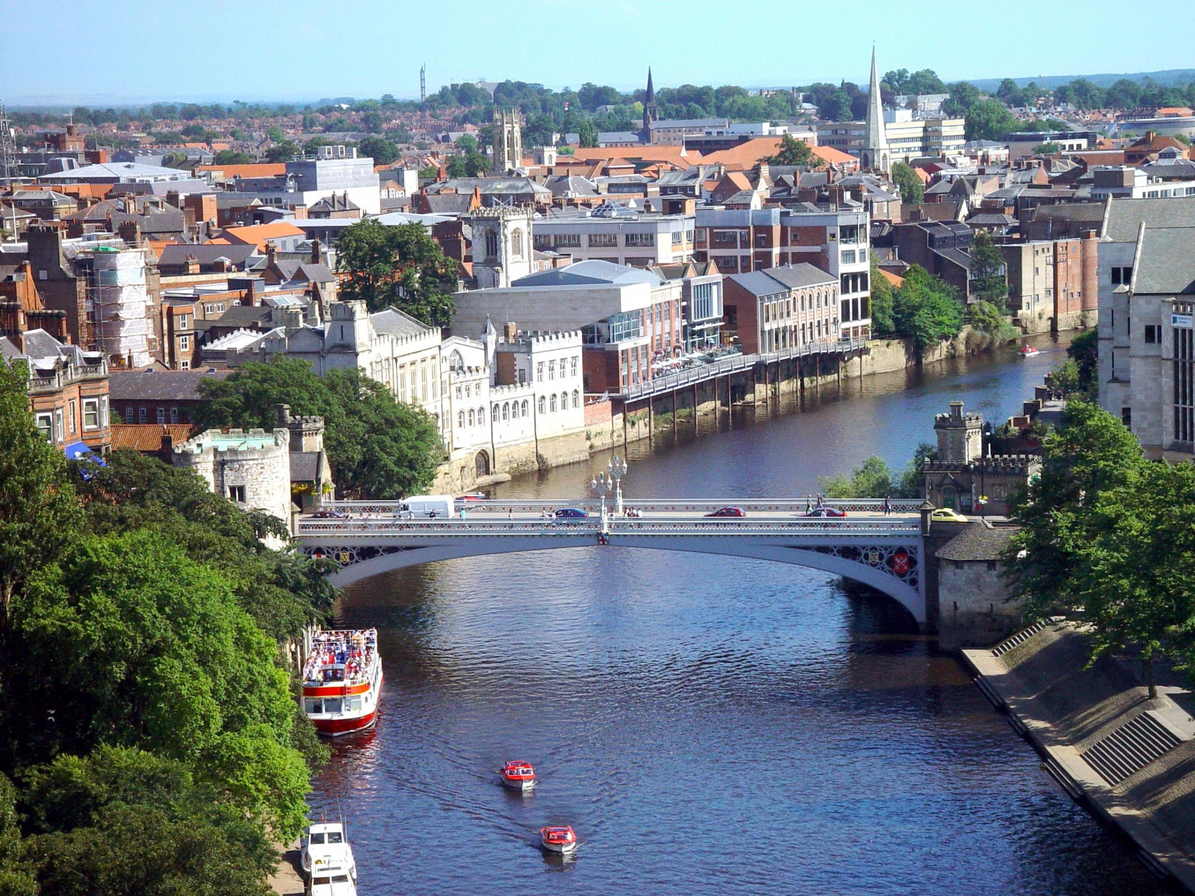 York, where more businesses were created last year than any other part of North Yorkshire