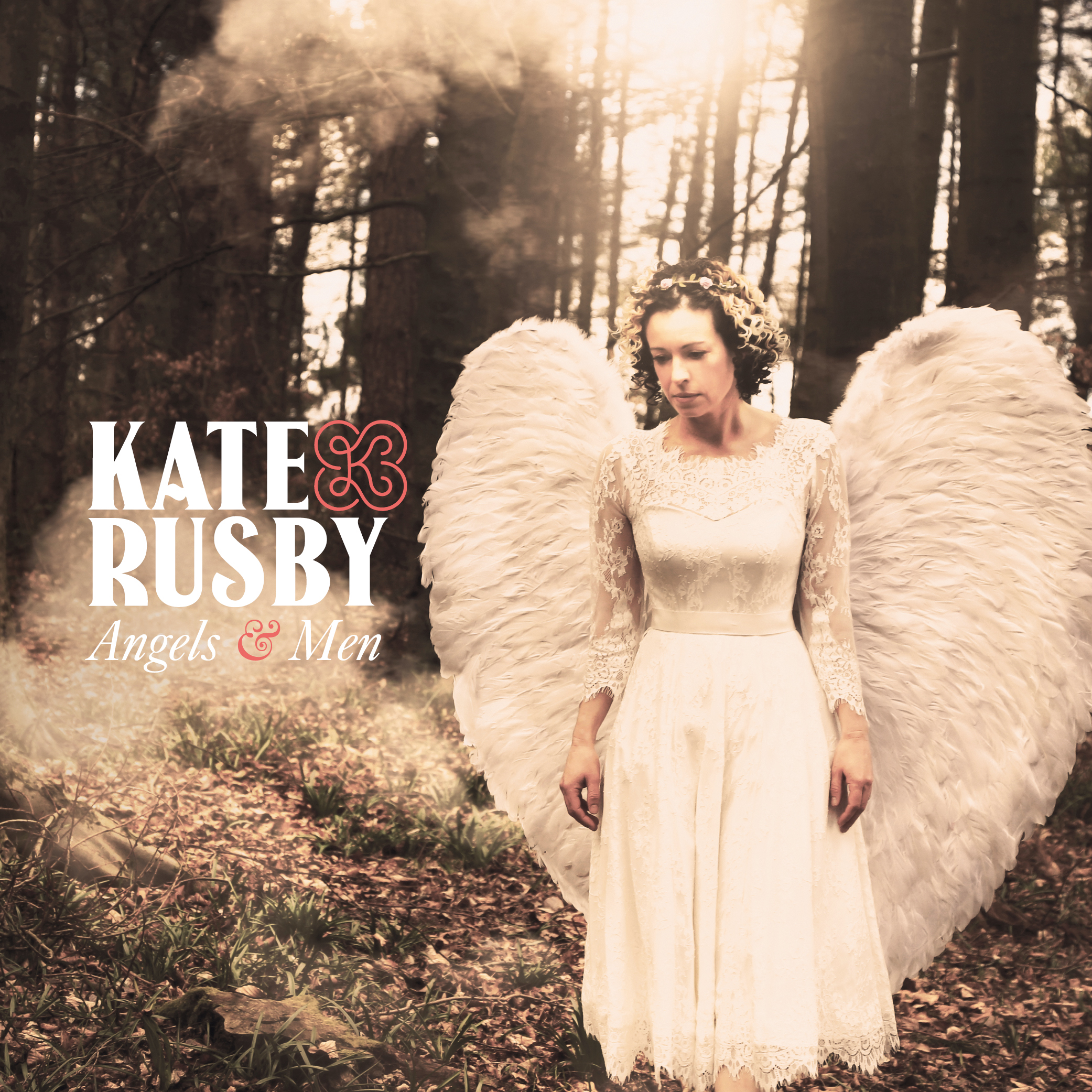 Kate Rusby's album cover for Angels & Men