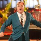 York Press: Ed Balls had a successful Strictly stint (Guy Levy/BBC)
