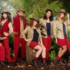 York Press: Undated handout photo issued by ITV of (left-right) Stanley Johnson, Dennis Wise, Shappi Khorsandi, Amir Khan, Jennie McAlpine, Vanessa White, Rebekah Vardy, Jack Maynard, Georgia Toffolo and Jamie Lomas who have been revealed as the contestants for I'm