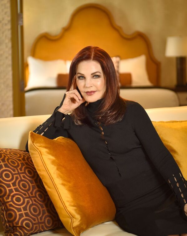 Priscilla Presley: special guest appearance at Elvis show