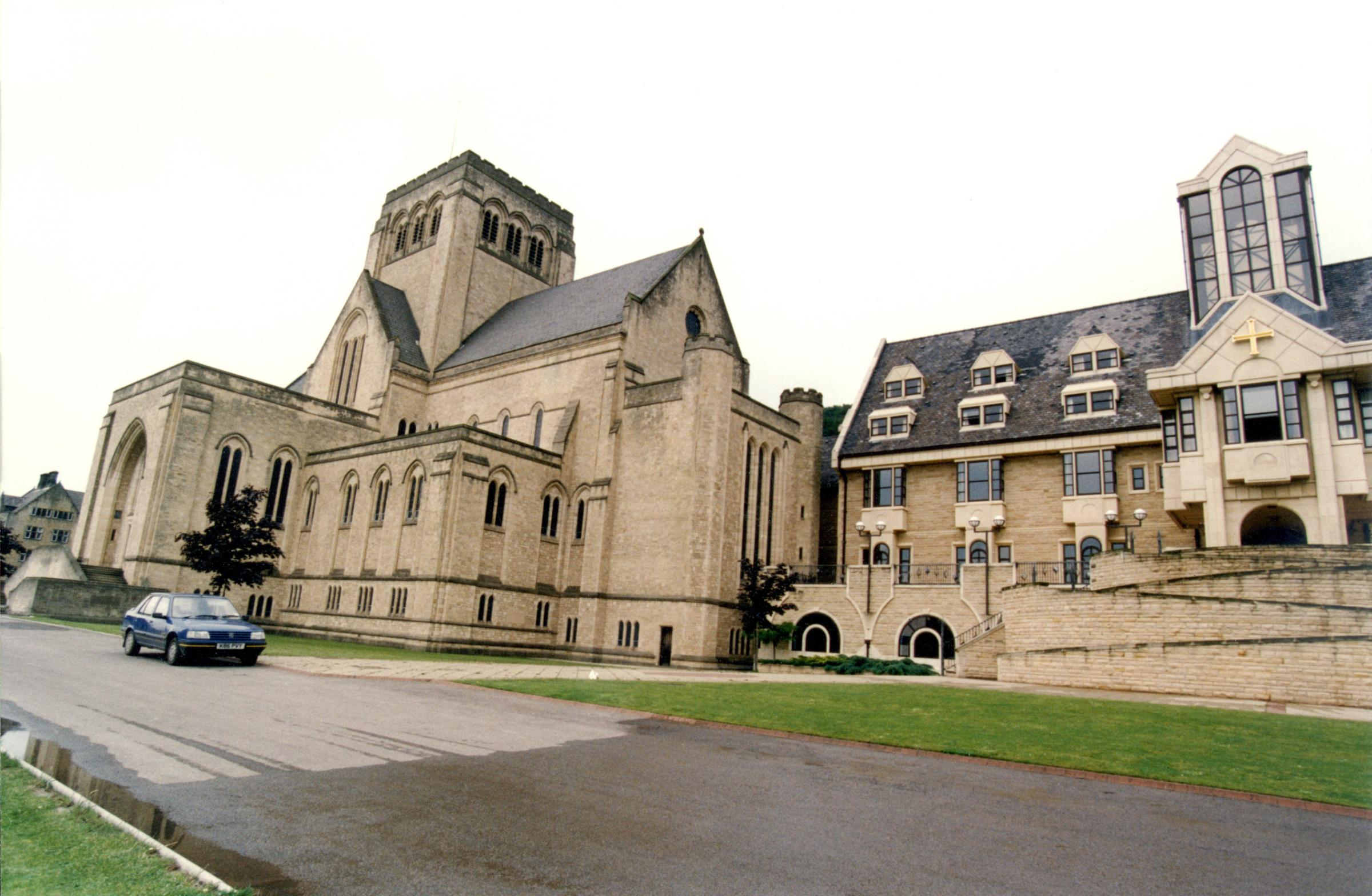 ABUSE: Ampleforth College Roman Catholic boarding school, where two cases of sexual abuse in the 1960s and 1970s have been brought to light.
