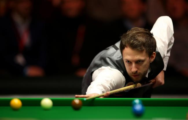 Judd Trump was a big winner at the Barbican on day two of the Betway UK Championship