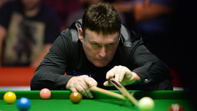 Jimmy White is into the last 64 at the Betway UK Championship