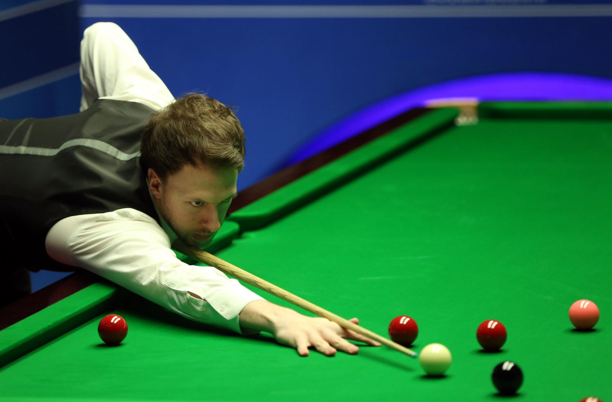 Judd Trump was a 6-0 winner again at the Betway UK Championship