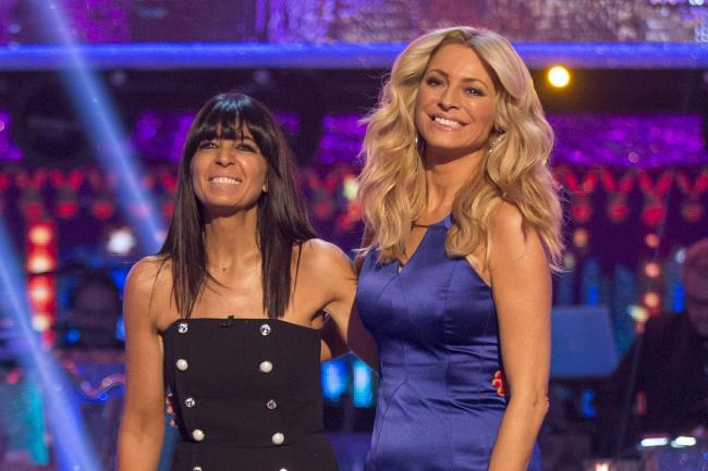9e85c821320a ... Strictly Come Dancing, says 10th celebrity to exit show. Claudia  Winkleman and Tess Daly (BBC / Guy Levy)