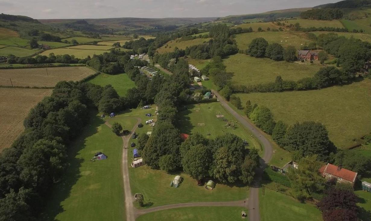 Rosedale Abbey Holiday Park
