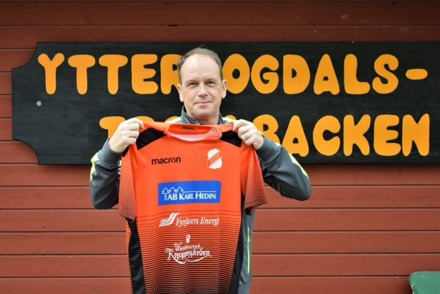 SWEDE SUCCESS: Former York City academy technical director Adie Costello is hoping to follow in the footsteps of another ex-Minsterman Graham Potter by impressing as a manager in Sweden with fifth-tier village team Ytterhogdals