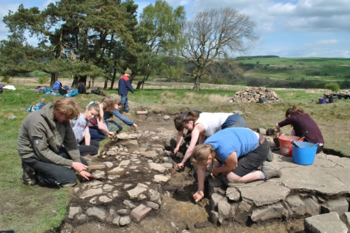 Navvies, Pals and PoWs: the archaeology of Breary Banks camp, Colsterdale by Dr Jon Finch