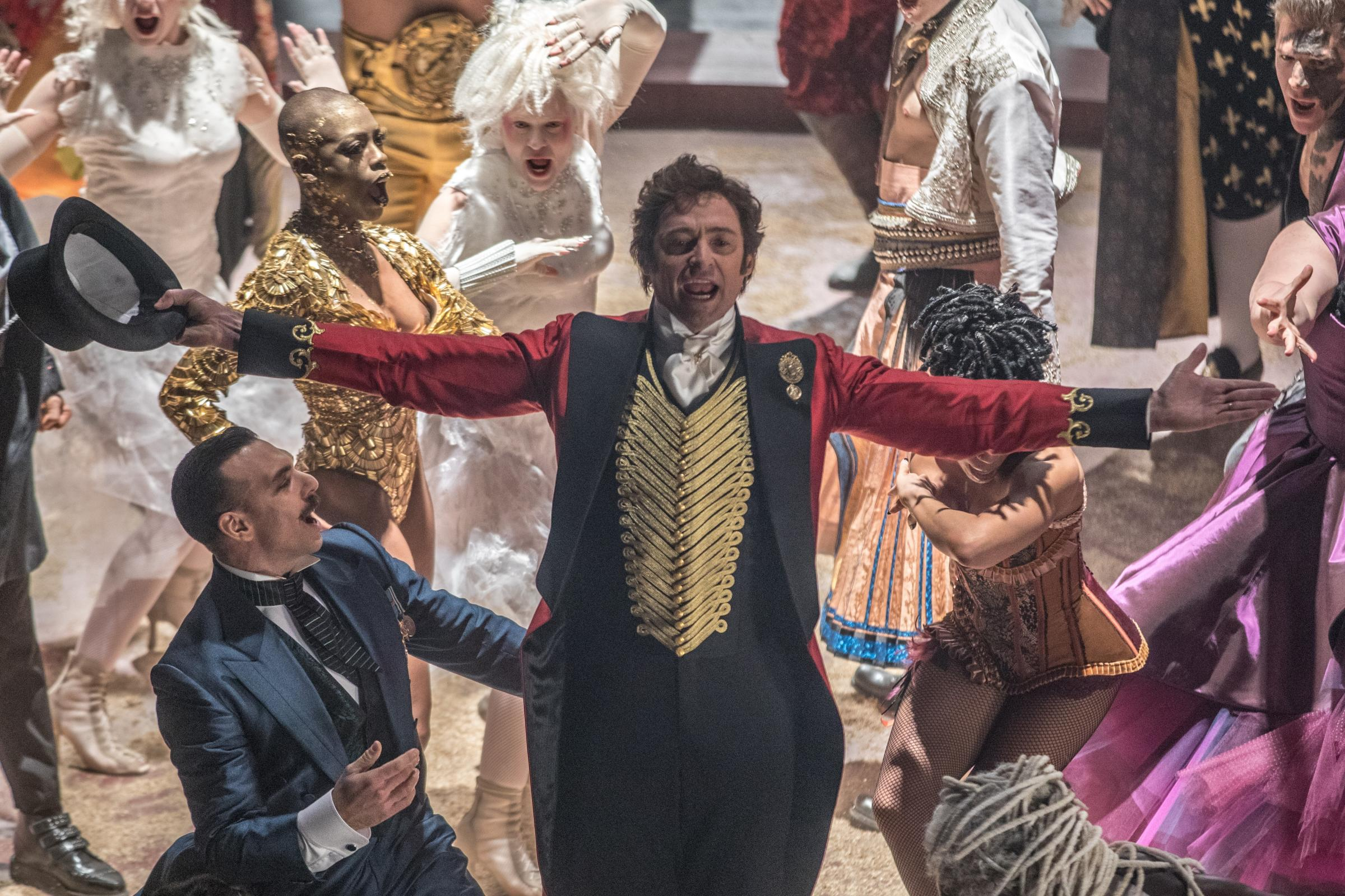 The Greatest Showman soundtrack nudges Ed Sheeran off charts top spot (20th Century Fox)(20th Century Fox)