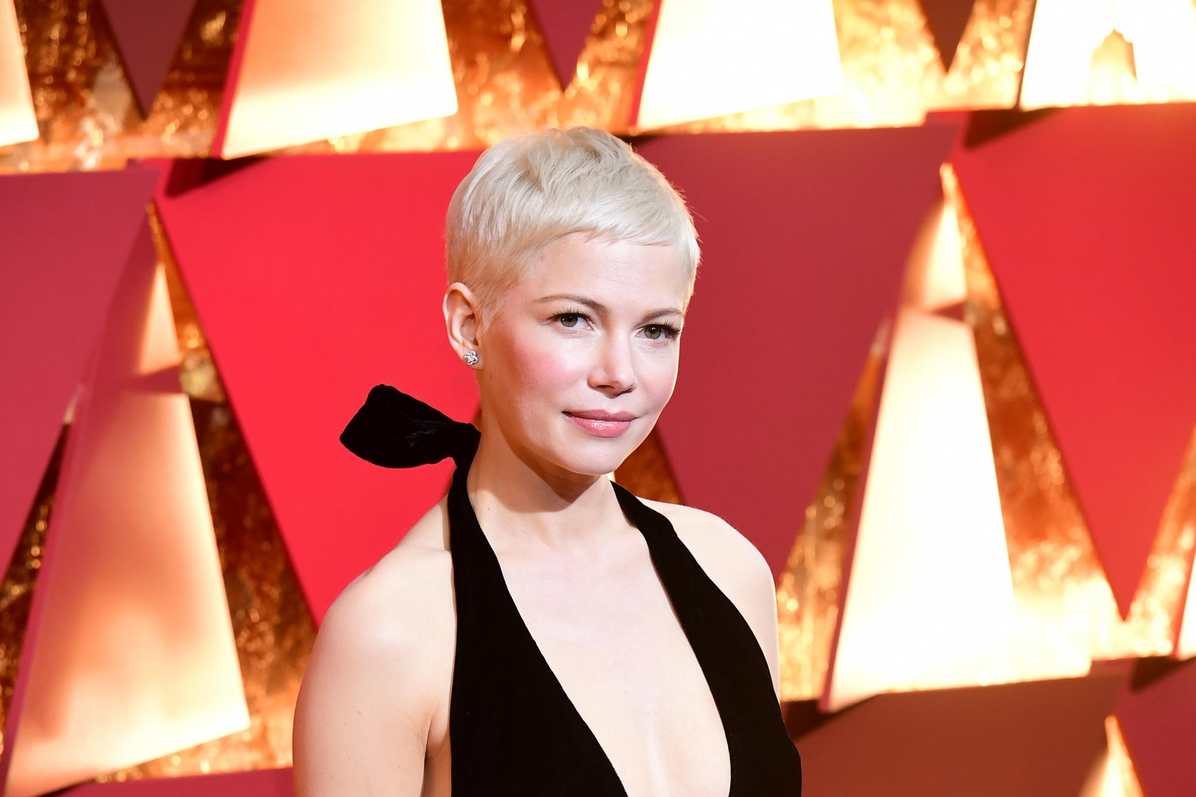 Michelle Williams praised Mark Wahlberg (Ian West/PA)