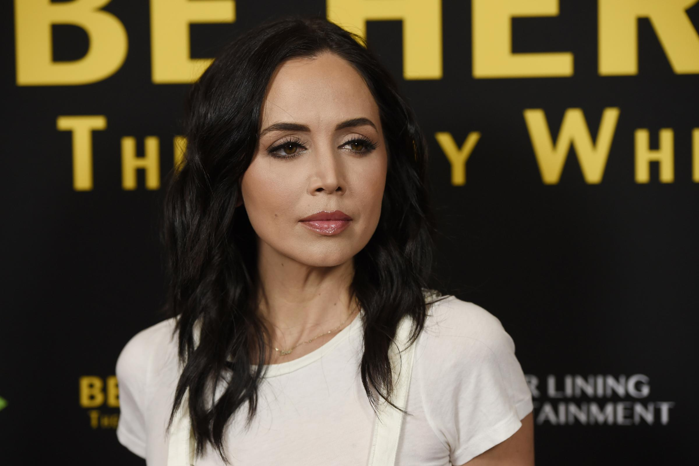 Eliza Dushku alleged a stunt coordinator abused her when she was 12 (Chris Pizzello/AP)