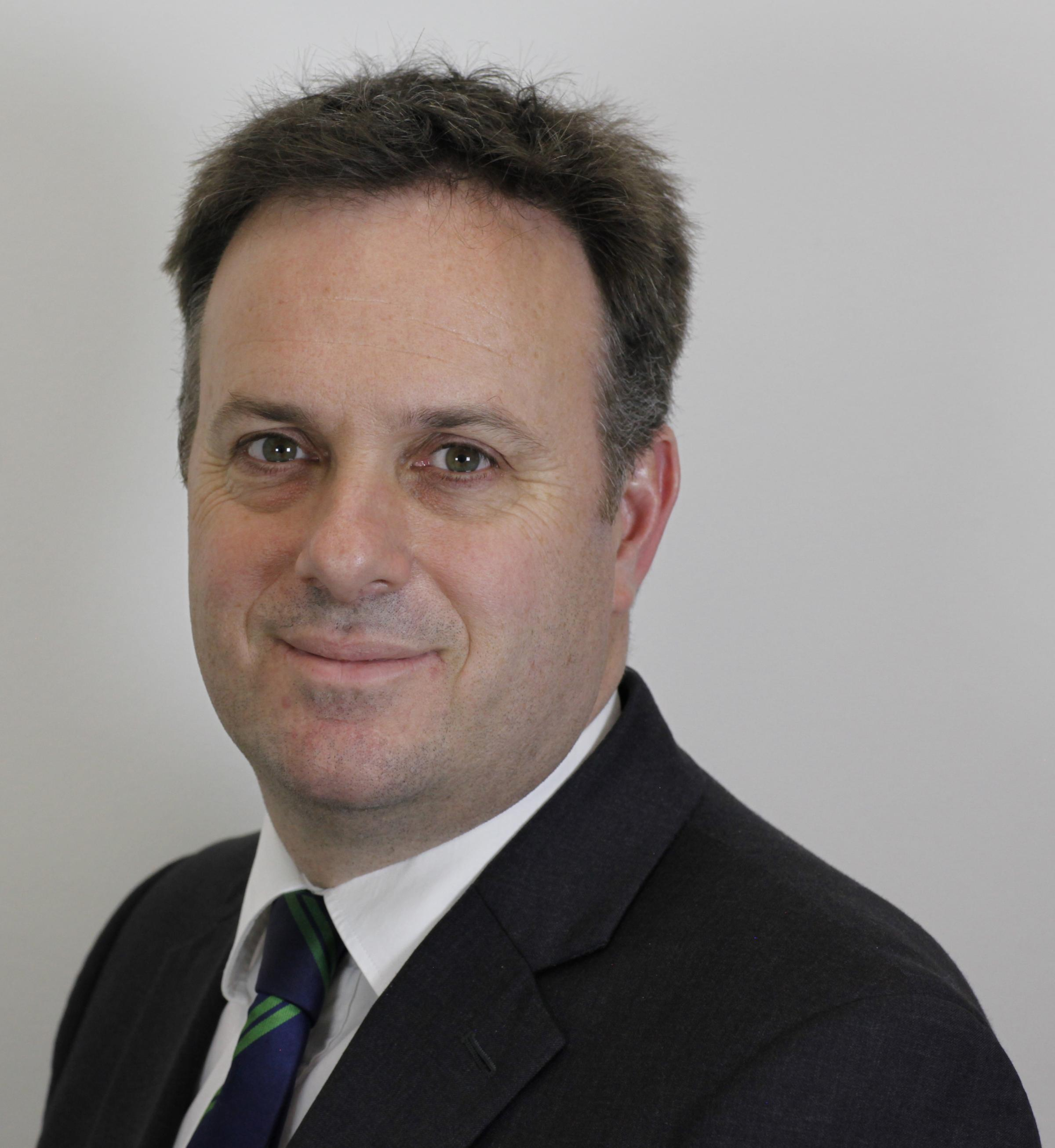 Julian Sturdy MP.