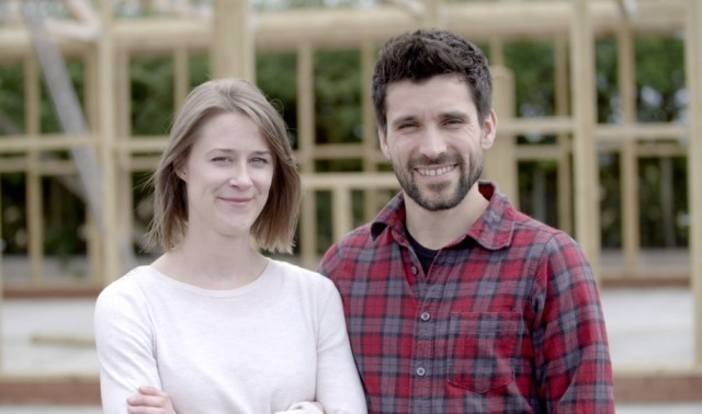 LAUNCH: Cooper King Distillery co-founders Chris Jaume and Dr Abbie Neilson