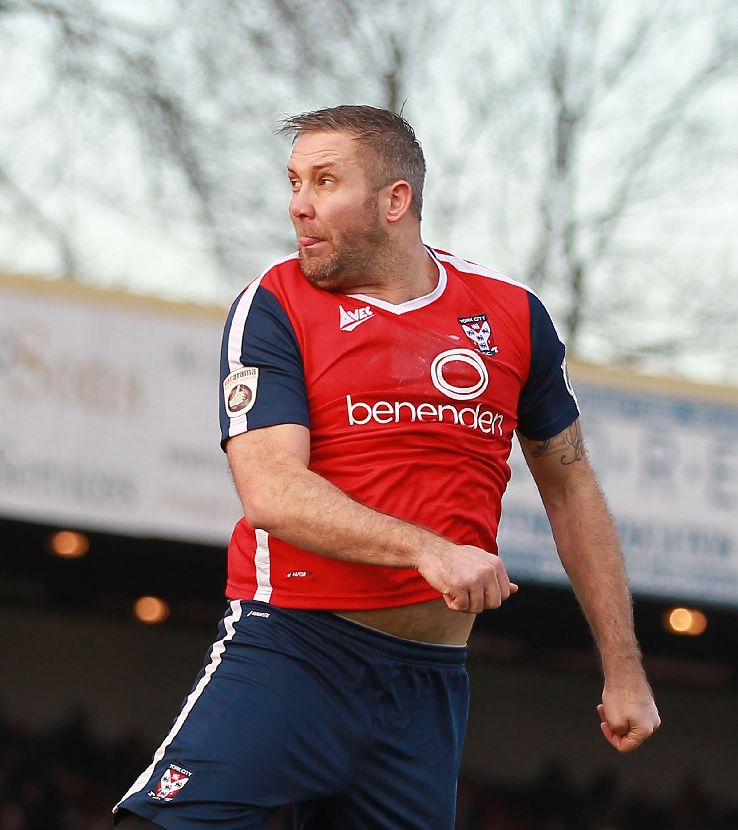York City trio Jon Parkin, Simon Heslop and Hamza Bencherif fit to face Stockport