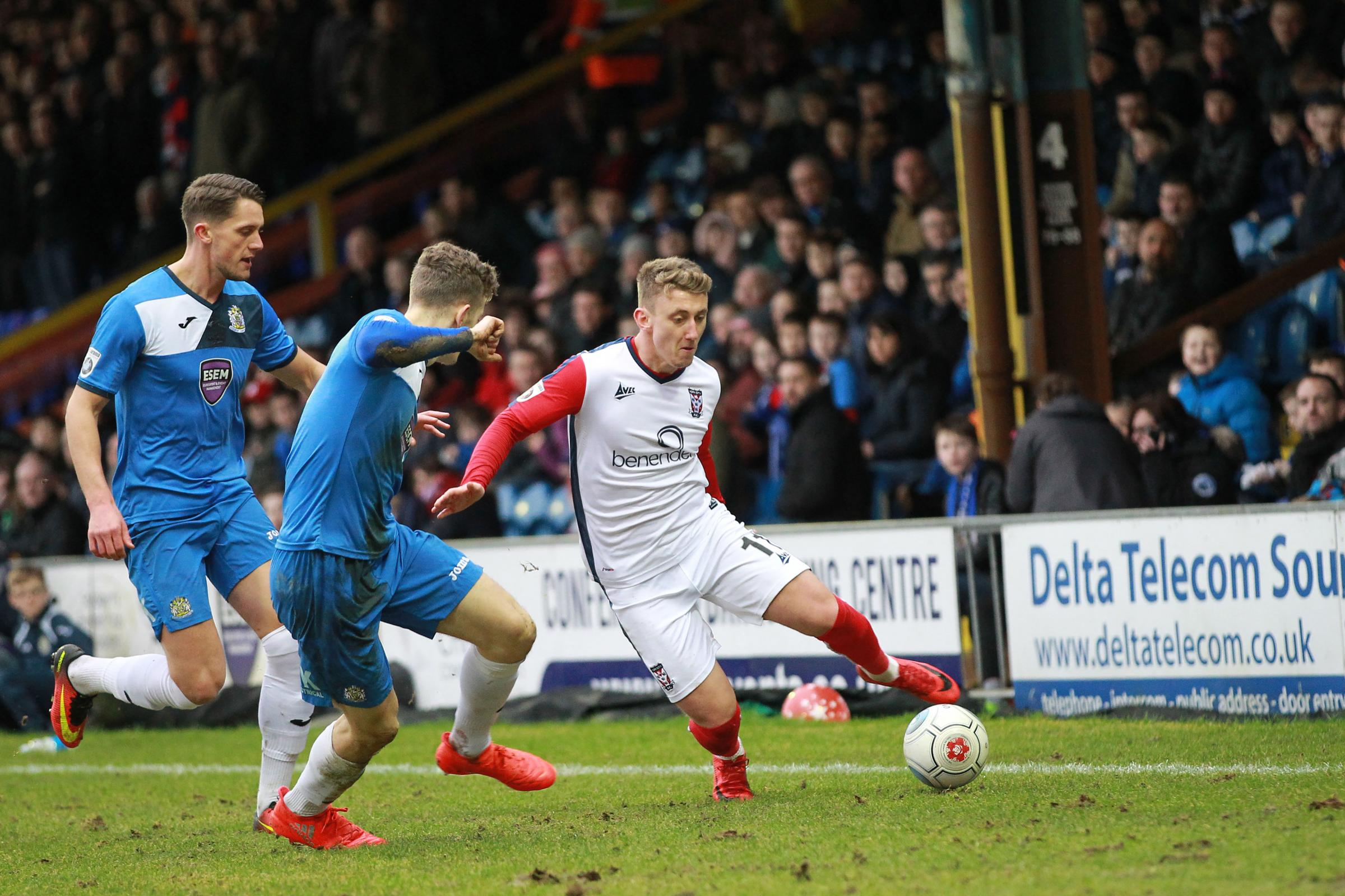York City marks out of 10 for 2-0 defeat at Stockport